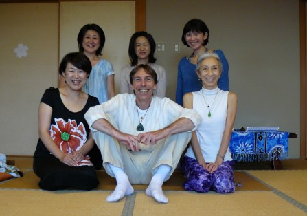 SHIMA/Mie: After the first Meditation & Healing Group