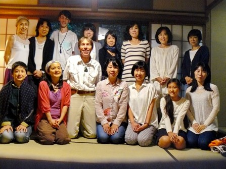 KAMAKURA: After the Group Healing & Meditation Event