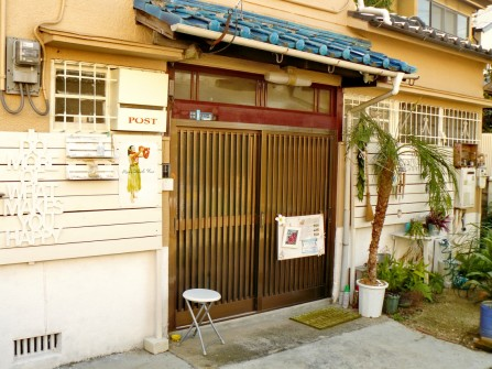 大阪でワークをしたナナ子さんのサロン