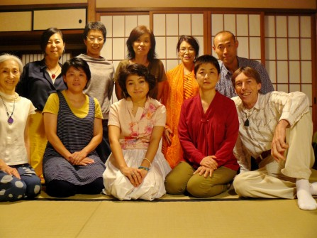 KAMAKURA: After the intense Heart Healing Seminar
