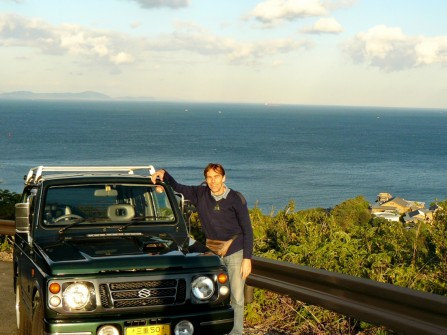 SHIMA: Enjoying driving again, the fresh air and beautiful nature after the city experience