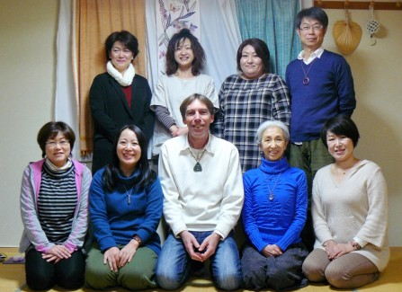 SHIMA: After the Heart Healing seminar, the last event of the Tour