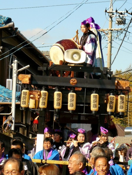 SHIMA: A colorful festival soon after arrival