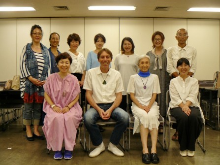 OSAKA: After the Meditation & Channeling Event