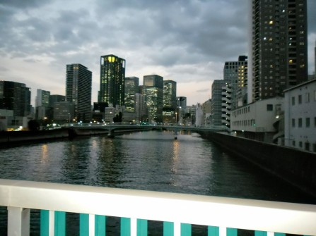 OSAKA: Close to our place in Nakanoshima